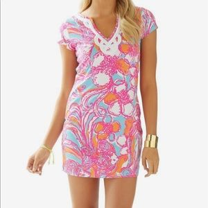 Lilly Pulitzer Brewster Dress, Sz XL - New W/O Tag